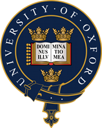 Oxford Univeristy logo